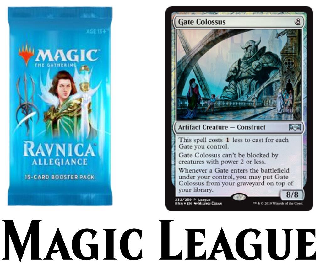 Magic League   Whitespider1066